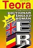 Dictionar englez-roman (35000 cuvinte). Editia 2012