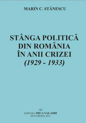 Stanga politica din Romania in anii crizei (1929-1933) - Array