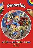 Citim si Coloram: Pinocchio