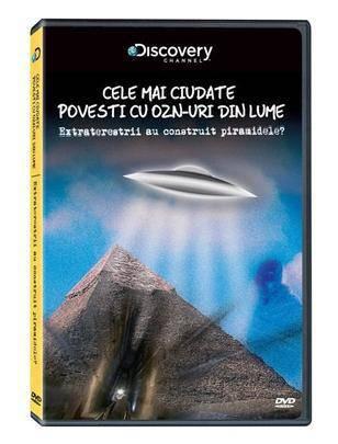 Cele mai ciudate povesti cu OZN-uri din lume: Extraterestrii au construit PiramideleCele mai ciudate - Array