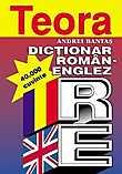 Dictionar roman - englez 40000 cuvinte