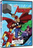 Avengers: Cei Mai Tari Eroi Ai Pamantului - Volumu
