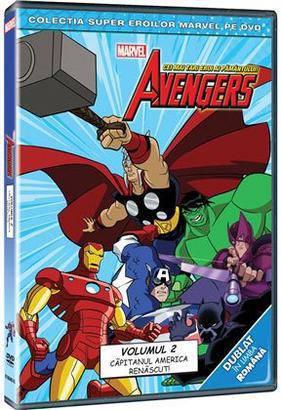Avengers: Cei mai tari eroi ai pamantului - Volumul 2 - Array