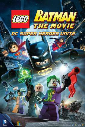 Batman Filmul - Super-eroii de la DC comics s-au unit - Array