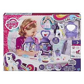 My Little Pony - Cutie Mark Magic, Set Buticul lui Rarity
