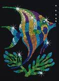 Sequin Art - Peste
