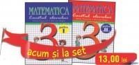 pdf epub ebook Set caiete Matematica pentru clasa a III-a (semestrele I si II)