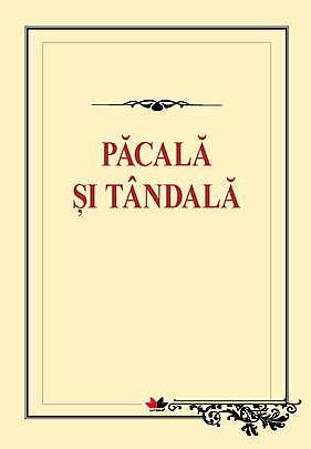 eBook - Pacala si Tandala,