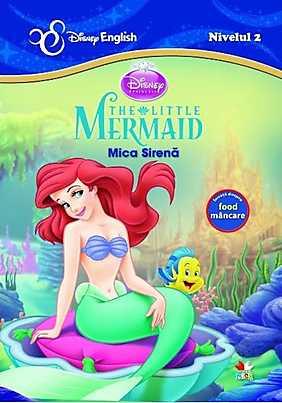 Mica Sirena - Invata despre mancare. Nivelul 2