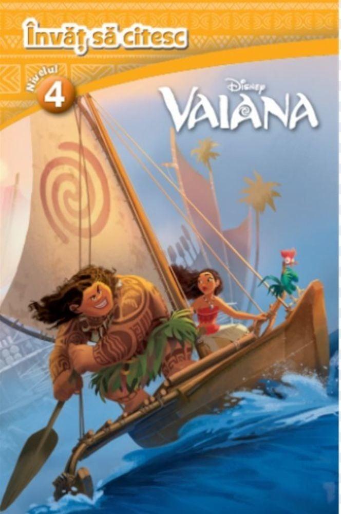 Vaiana, Învăţ să citesc, nivelul 4