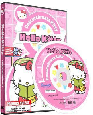 Hello Kitty - Descurcareata Kitty - Array