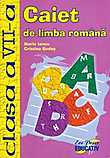 Caiet De Limba Romana Clasa A Vii-a