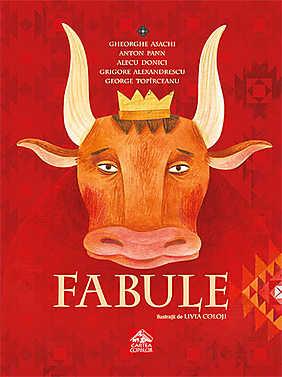 Fabule - Antologie de fabule clasice romanesti