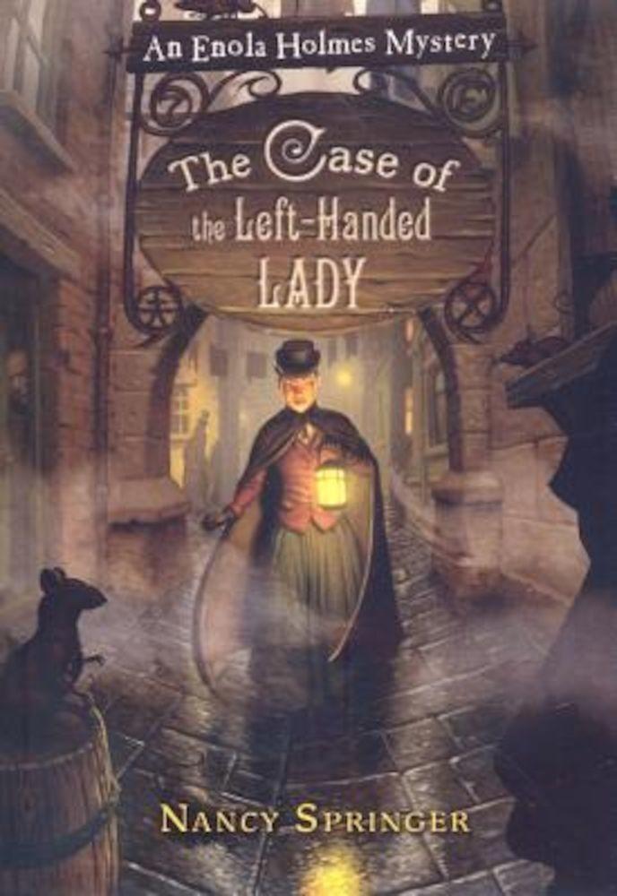 The Case of the Left-Handed Lady, Paperback pdf pret librarie elefant oferta