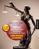 Teste Grila Pentru Concursul De Admitere La Facultatea De Drept - Limba Romana Si Economie