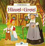 Hansel si Gretel  - Fratii Grimm, Adrian Cerchez, (ilustrat