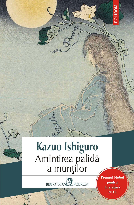 PDF ePUB Amintirea palida a muntilor de Kazuo Ishiguro
