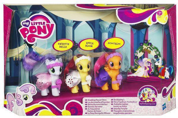 My Little Pony, Domnisoare de onoare