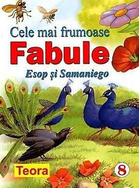Seria Cele mai frumoase fabule -8 Esop si Samaniego