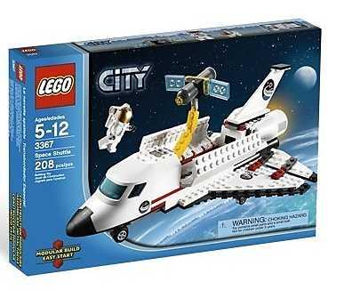 LEGO City, Naveta spatiala