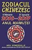 Zodiacul chinezesc 2016 - 2017. Anul Maimutei