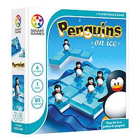 Joc Pinguinii pe gheata