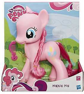 My Little Pony, Figurina ponei clasic - Pinkie Pie