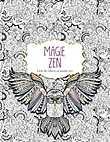 Magie Zen. Carte De Colorat Cu Motive Zen