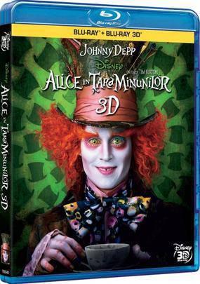 Alice in Tara Minunilor - 2D+3D - Array