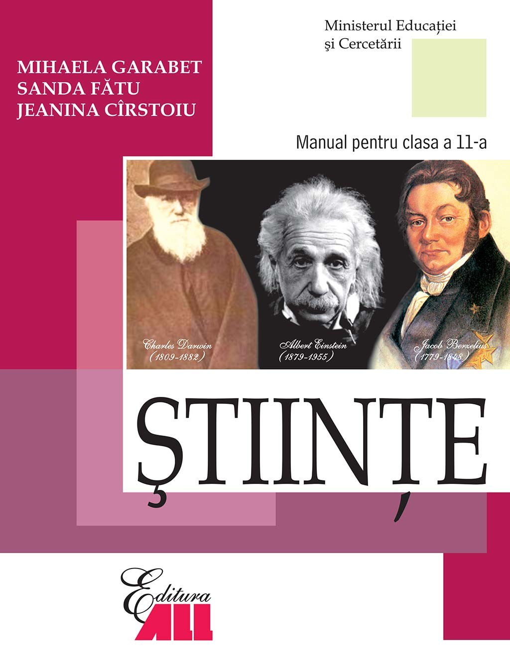 Stiinte. Manual pentru clasa a 11-a (eBook) pdf pret librarie elefant oferta
