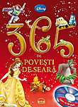 365 de povesti de seara (carte+CD)