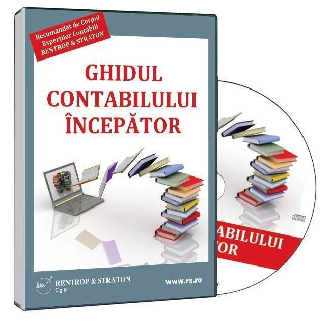 - Ghidul contabilului incepator - CD -