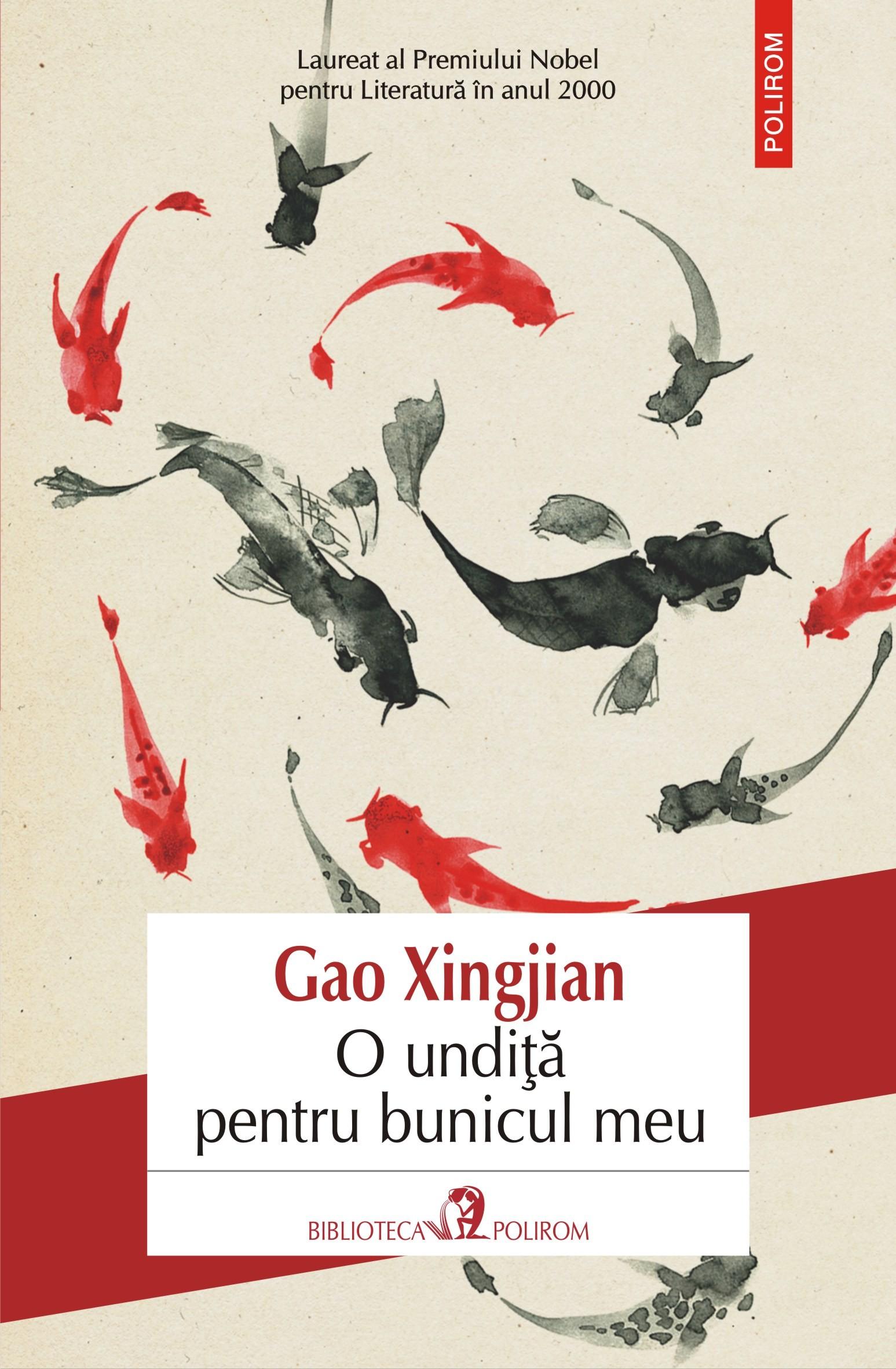 PDF ePUB O undita pentru bunicul meu de Gao Xingjian