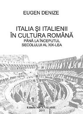 Italia si italienii in cultura romana - Array