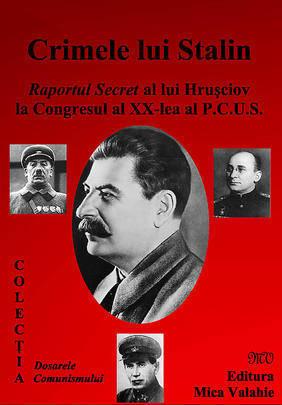 Crimele lui Stalin. Raportul secret al lui Hrusciov la Congresul al XX-lea al PCUS - Array