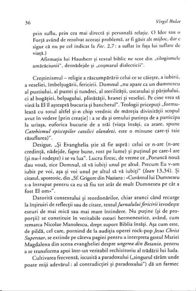 N. Steinhardt - Jurnalul fericirii -