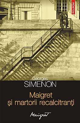 Maigret si martorii recalcitranti - Array