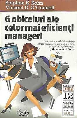 6 obiceiuri ale celor mai eficienţi manageri