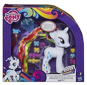 My Little Pony, Figurina ponei Fashion Deluxe - Rarity