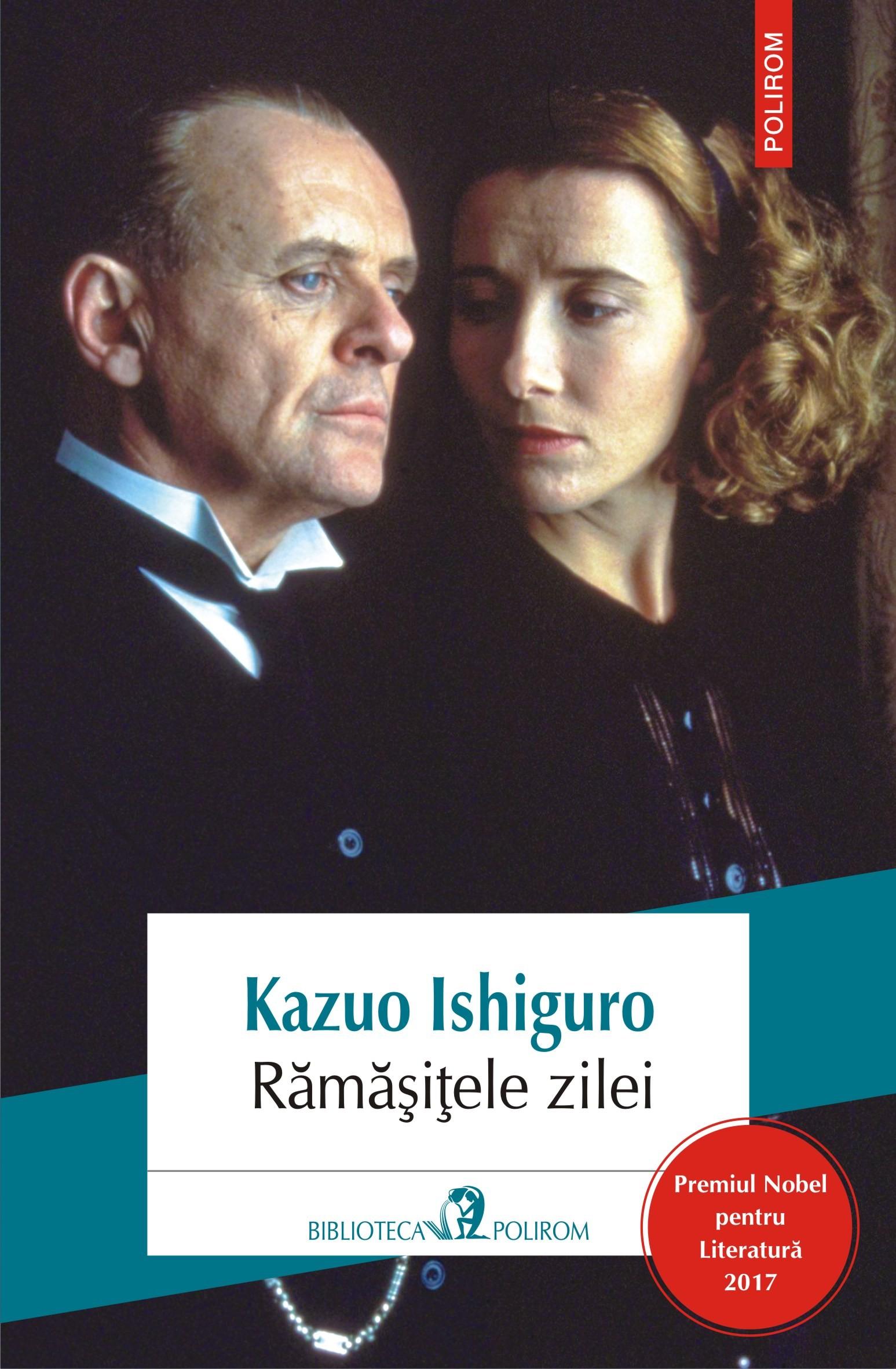 PDF ePUB Ramasitele zilei de Kazuo Ishiguro