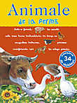 Picto-abtibilduri - Animale De La Ferma