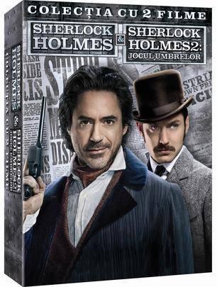 Sherlock Holmes + Sherlock Holmes: Jocul umbrelor - Array