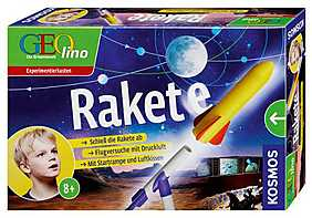 Kosmos GEOlino - Racheta