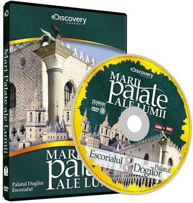 Mari palate ale lumii - Escorialul - Palatul Dogilor - Array