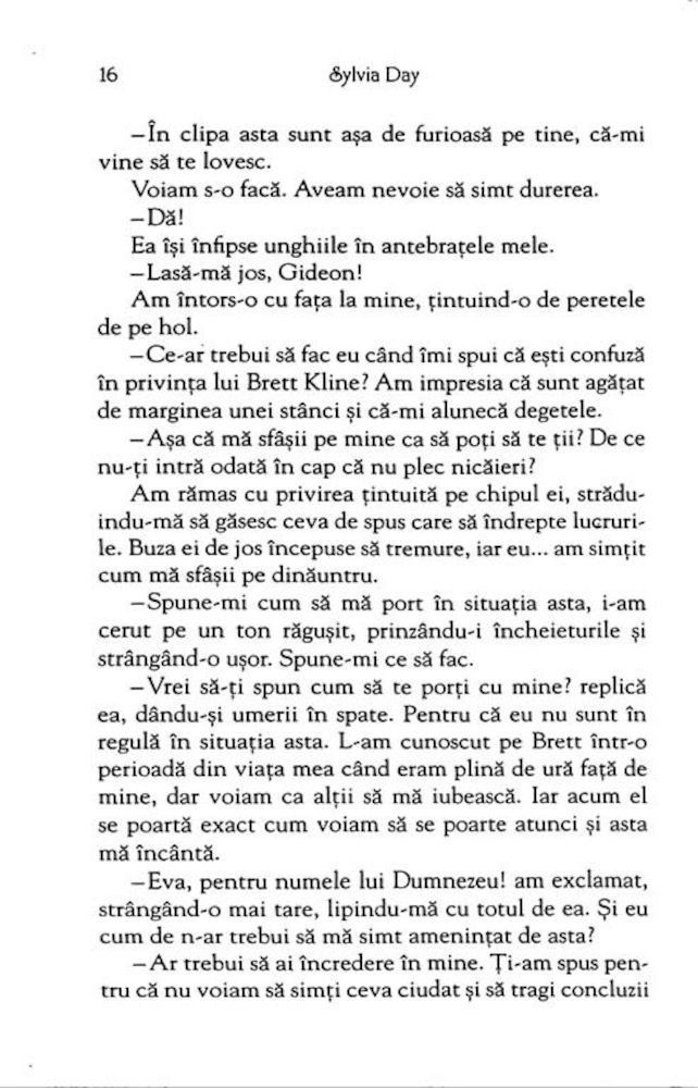 Sylvia Day - Fascinatia. Crossfire, Vol. 4 -