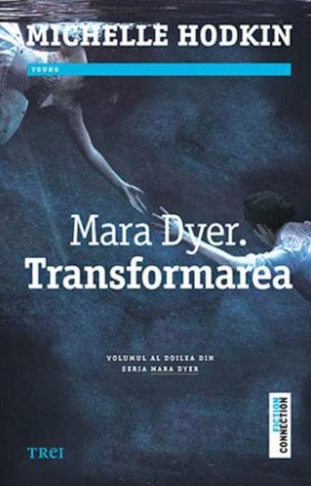 Mara Dyer. Transformarea pdf pret librarie elefant oferta
