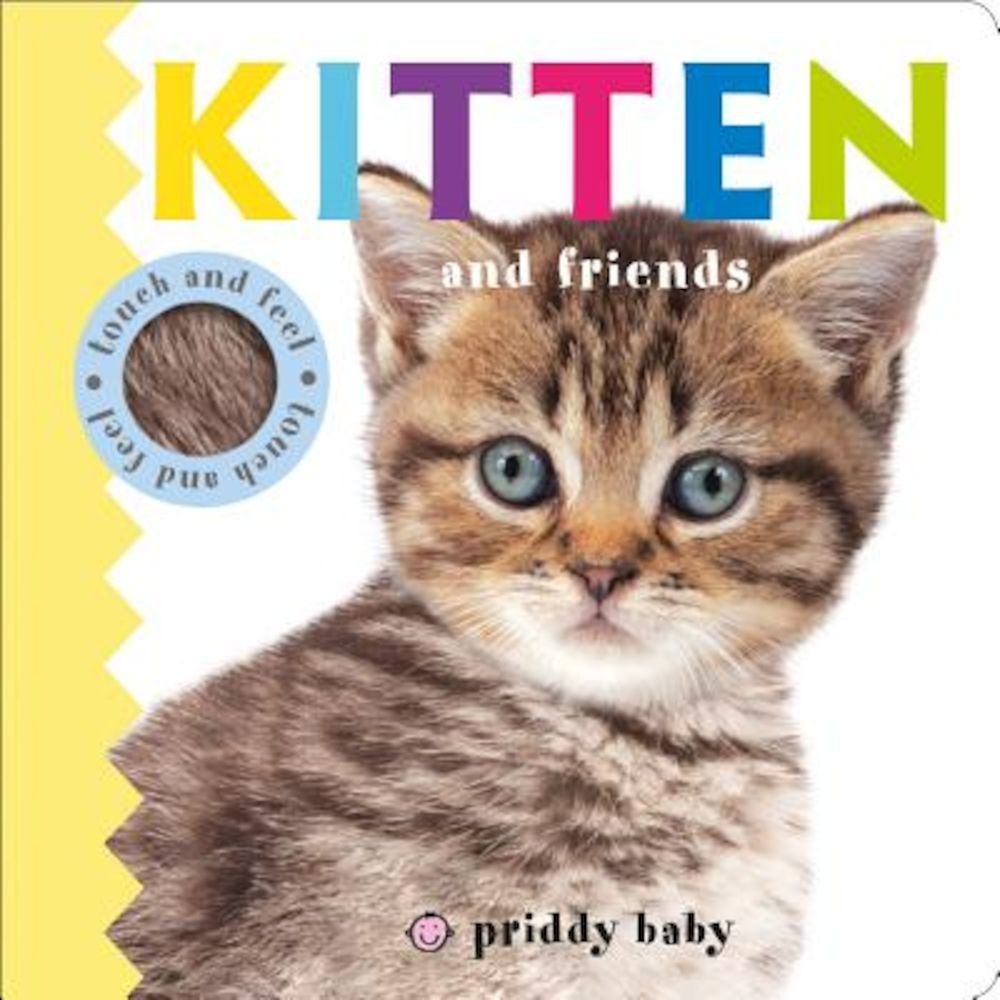 Kitten and Friends, Hardcover
