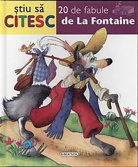 20 de fabule de La Fontaine  - Jean de La Font
