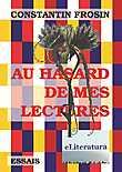 Au Hasard De Mes Lectures