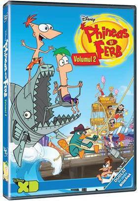 Phineas si Ferb - Volumul 2: Buimaceala de vara - Array